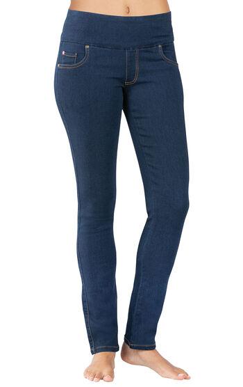 PajamaJeans® Tummy Control - Skinny Indigo