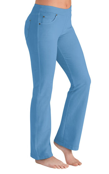 PajamaJeans® - Bootcut Cool Blue