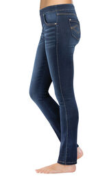 PajamaJeans - Skinny Indigo Wash image number 0
