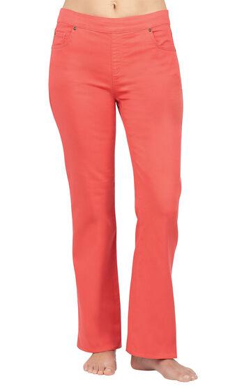 PajamaJeans® - Bootcut Coral