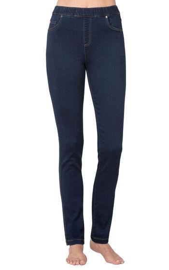 PajamaJeans® - High-Waist Skinny Indigo