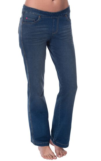 PajamaJeans® - Bootcut Vintage Wash