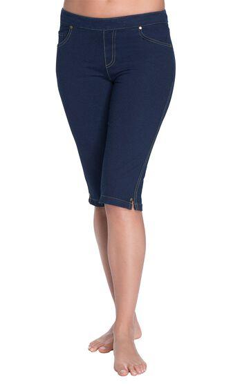 PajamaJeans® Knickers - Indigo
