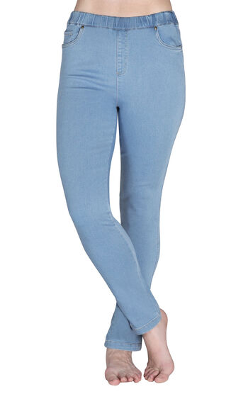 PajamaJeans® - High-Waist Skinny Clearwater