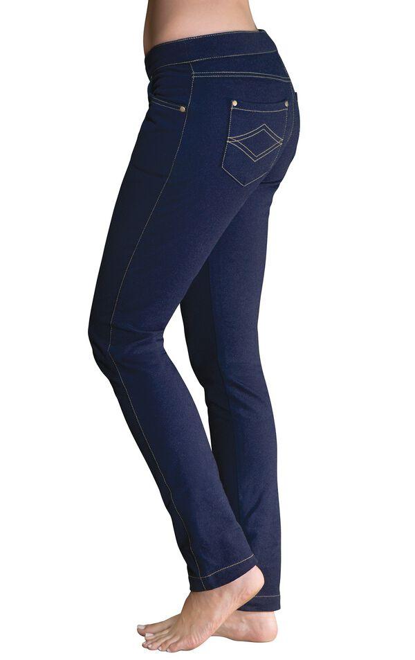 PajamaJeans - Skinny Indigo image number 2